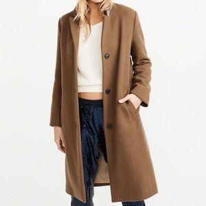 The A&F Dad Coat